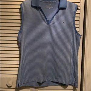 Vineyard Vines performance shirt.